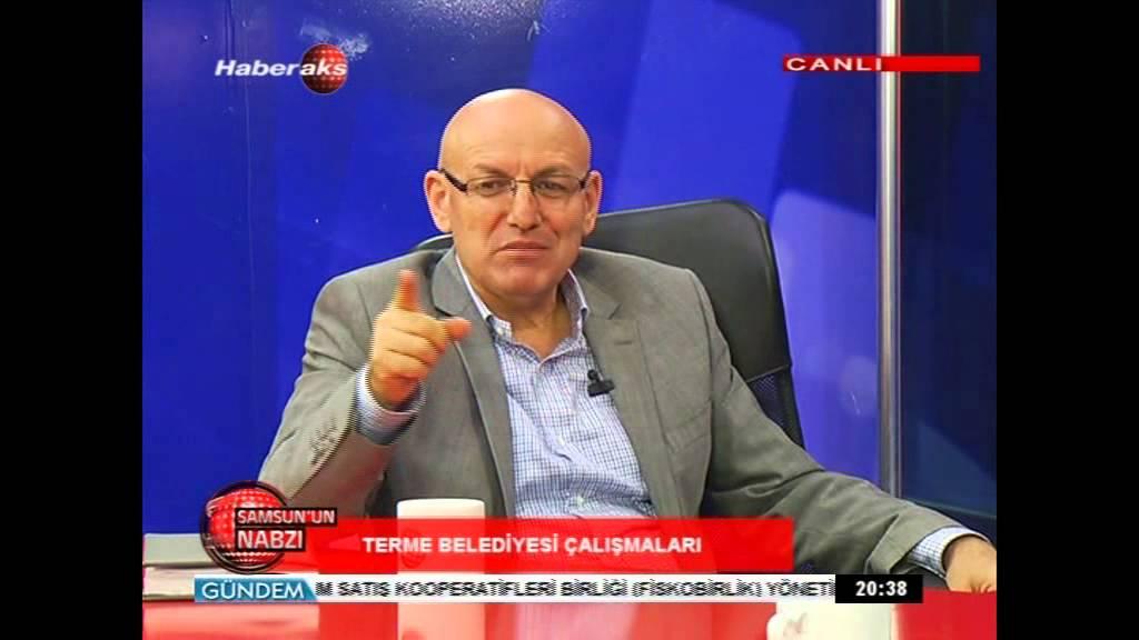 TERME BELEDİYESİ'NİN ÇALIŞMALARI - SAMSUN'UN NABZI ( HaberAKSTV )